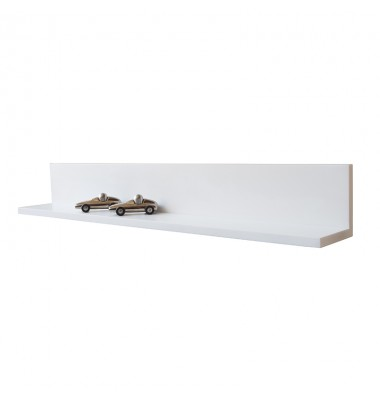 STRAIGHTS spice shelf in Glacier White